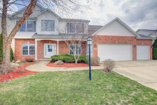 2108 Emerald Drive, Champaign, IL 61822 (MLS #10074368) :: Ryan Dallas Real Estate