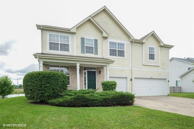 287 W Caldwell Drive, Round Lake, IL 60073 (MLS #10075945) :: The Wexler Group at Keller Williams Preferred Realty