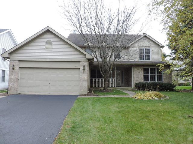 307 Richmond Place, Vernon Hills, IL 60061 (MLS #10077897) :: Baz Realty Network | Keller Williams Preferred Realty