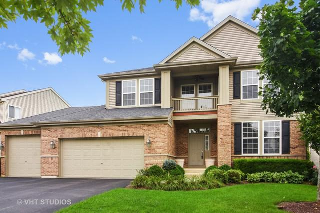 1431 Wentworth Drive, Volo, IL 60020 (MLS #10080778) :: Lewke Partners