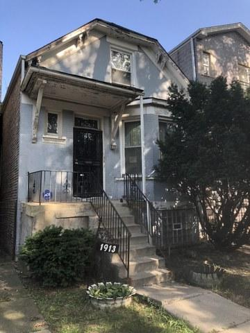 1913 S Ridgeway Avenue, Chicago, IL 60623 (MLS #10085759) :: Angela Walker Homes Real Estate Group