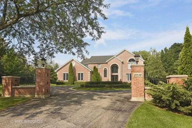 21530 Cambridge Drive, Kildeer, IL 60047 (MLS #10087014) :: Lewke Partners