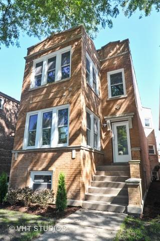4919 N Talman Avenue #1, Chicago, IL 60625 (MLS #10087511) :: Leigh Marcus | @properties