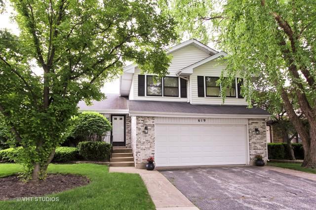 619 Cherrywood Drive, Wheeling, IL 60090 (MLS #10087564) :: Helen Oliveri Real Estate