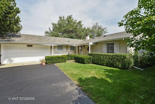 1523 N Kaspar Avenue, Arlington Heights, IL 60004 (MLS #10089013) :: Helen Oliveri Real Estate