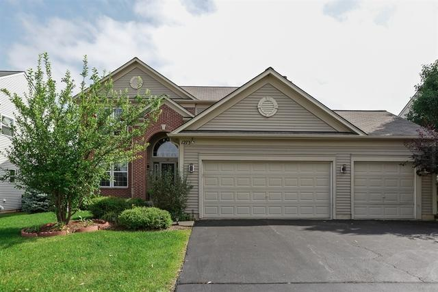 1273 Goldfinch Lane, Antioch, IL 60002 (MLS #10089088) :: The Saladino Sells Team