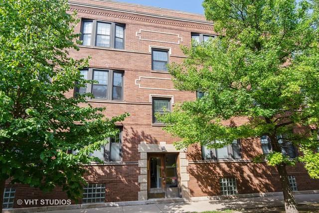 3718 N Hoyne Avenue #1, Chicago, IL 60618 (MLS #10089171) :: Leigh Marcus   @properties