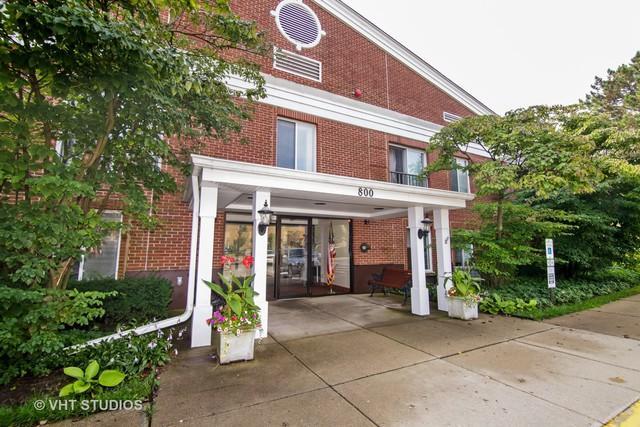800 Ridge Road #211, Wilmette, IL 60091 (MLS #10089478) :: Lewke Partners