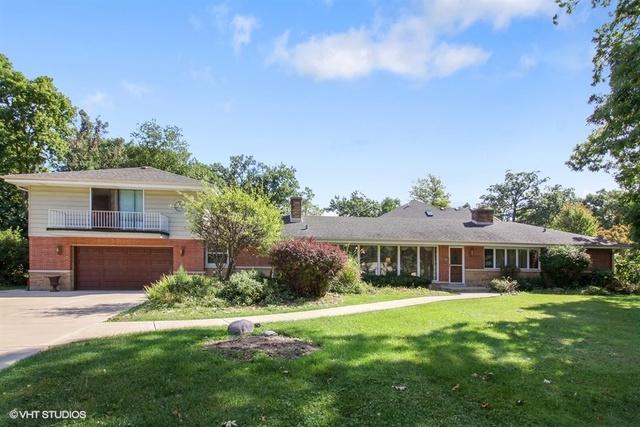 191 Twin Oaks Drive, Oak Brook, IL 60523 (MLS #10089489) :: The Dena Furlow Team - Keller Williams Realty