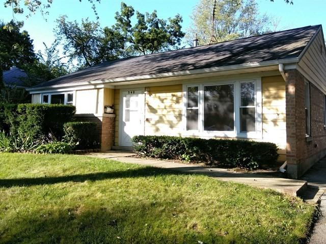 340 Marquette Street, Park Forest, IL 60466 (MLS #10089560) :: Lewke Partners