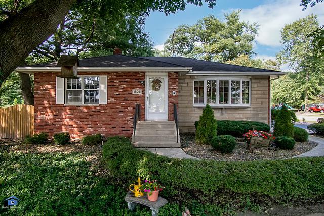 1826 182nd Street, Lansing, IL 60438 (MLS #10090150) :: Lewke Partners