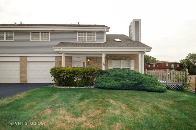 7065 Coachwood Trail, Tinley Park, IL 60477 (MLS #10090178) :: The Saladino Sells Team
