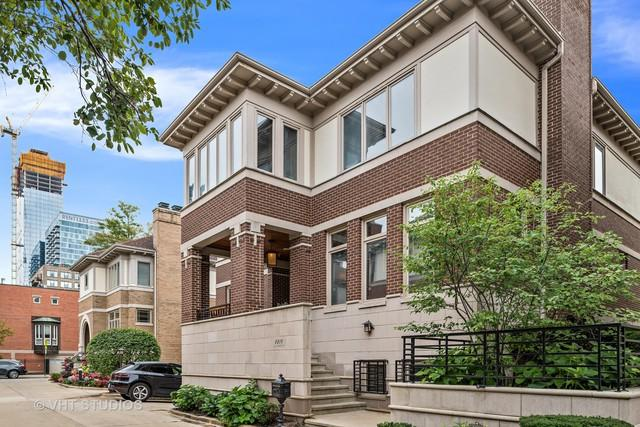 1318 S Plymouth Court, Chicago, IL 60605 (MLS #10090276) :: The Jacobs Group