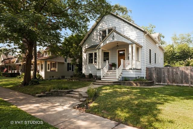 1314 Forest Avenue, Wilmette, IL 60091 (MLS #10090620) :: Lewke Partners