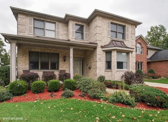 119 S Edgewood Avenue, Lombard, IL 60148 (MLS #10090802) :: The Perotti Group | Compass Real Estate