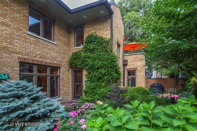 1136 Sherman Avenue, Evanston, IL 60202 (MLS #10090995) :: Lewke Partners