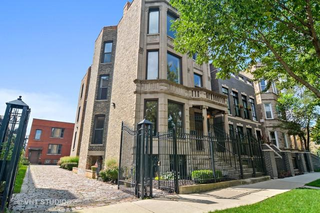 2845 W Division Street, Chicago, IL 60622 (MLS #10092546) :: Property Consultants Realty