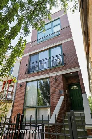 907 N Hermitage Avenue #2, Chicago, IL 60622 (MLS #10092606) :: Property Consultants Realty