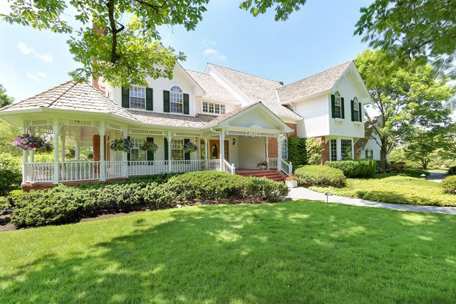 1580 Kathryn Lane, Lake Forest, IL 60045 (MLS #10092805) :: The Jacobs Group