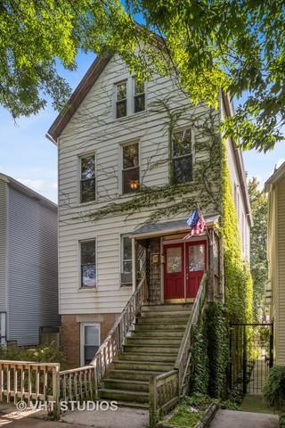 2239 W Fletcher Street, Chicago, IL 60618 (MLS #10097293) :: Leigh Marcus | @properties