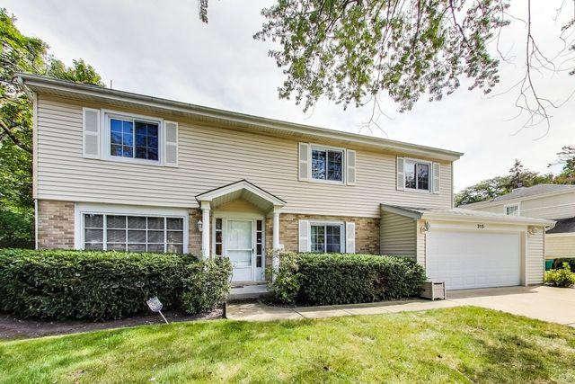 315 Willow Avenue, Deerfield, IL 60015 (MLS #10099377) :: Baz Realty Network | Keller Williams Preferred Realty