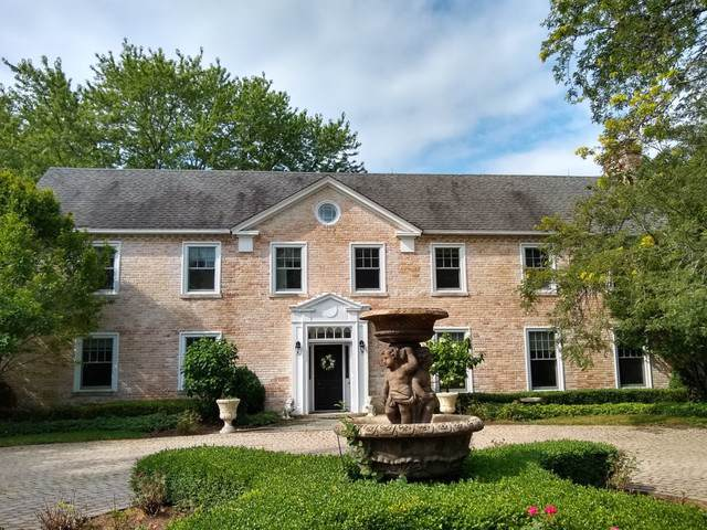 25680 N Saint Marys Road, Mettawa, IL 60048 (MLS #10100139) :: Property Consultants Realty