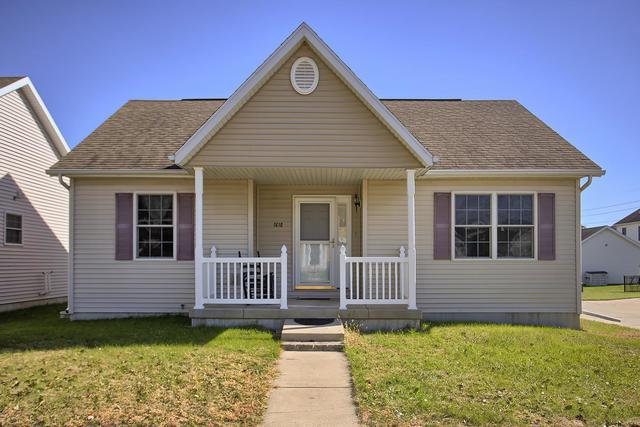 1610 Ogelthorpe Avenue, Urbana, IL 61802 (MLS #10100349) :: Baz Realty Network | Keller Williams Preferred Realty