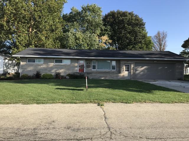 508 Hazel Drive, Gibson City, IL 60936 (MLS #10101137) :: Ryan Dallas Real Estate