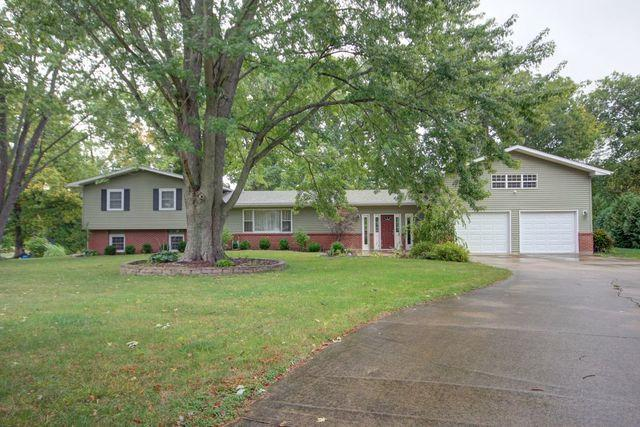1167 Karen Drive, MONTICELLO, IL 61856 (MLS #10101542) :: Littlefield Group