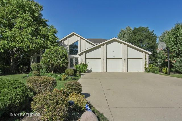 2761 Acacia Terrace, Buffalo Grove, IL 60089 (MLS #10102946) :: The Dena Furlow Team - Keller Williams Realty