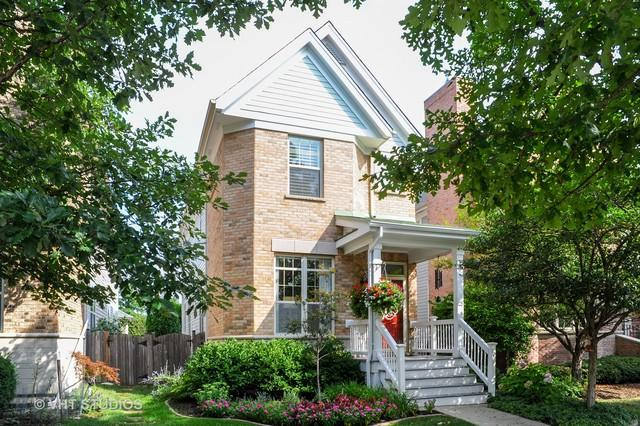 2528 Violet Street, Glenview, IL 60026 (MLS #10104064) :: Baz Realty Network | Keller Williams Preferred Realty
