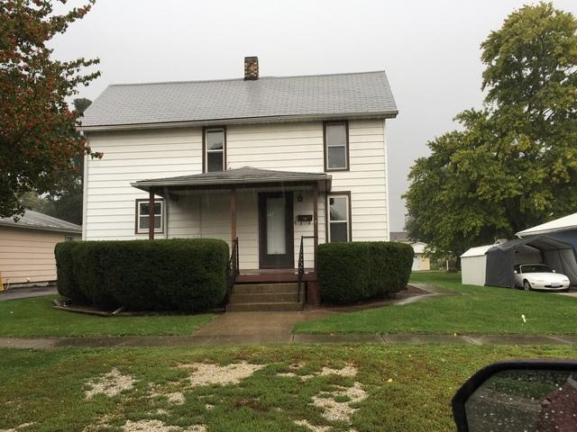112 N Wood Street, Gibson City, IL 60936 (MLS #10105136) :: Ryan Dallas Real Estate
