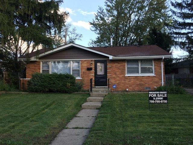 570 Minette Lane, Chicago Heights, IL 60411 (MLS #10105508) :: The Dena Furlow Team - Keller Williams Realty