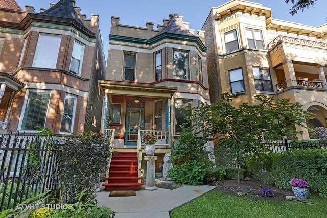 4113 N Kenmore Avenue, Chicago, IL 60613 (MLS #10105929) :: The Dena Furlow Team - Keller Williams Realty