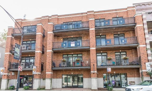 2107 W Belmont Avenue 3A, Chicago, IL 60618 (MLS #10106173) :: Touchstone Group