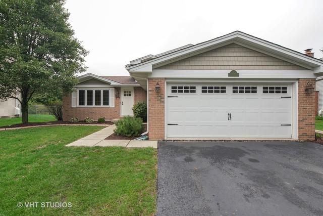 1656 Hidden Valley Drive, Bolingbrook, IL 60490 (MLS #10106548) :: The Dena Furlow Team - Keller Williams Realty