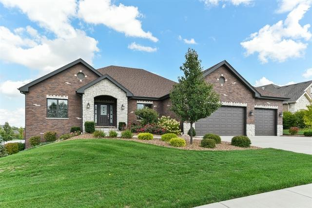 19301 Beaver Creek Court, Mokena, IL 60448 (MLS #10106743) :: The Wexler Group at Keller Williams Preferred Realty
