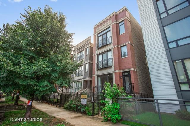 1543 W Montana Street #1, Chicago, IL 60614 (MLS #10106899) :: Leigh Marcus | @properties