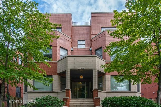 2020 W Pierce Avenue #7, Chicago, IL 60622 (MLS #10106907) :: Leigh Marcus | @properties