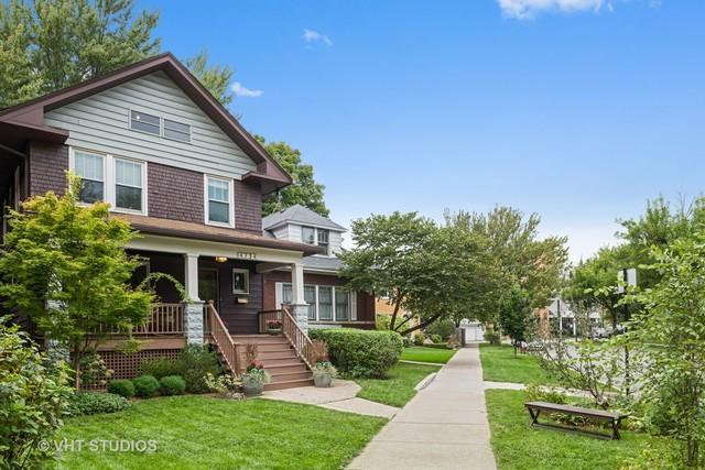 4734 N Manor Avenue, Chicago, IL 60625 (MLS #10107397) :: Leigh Marcus | @properties
