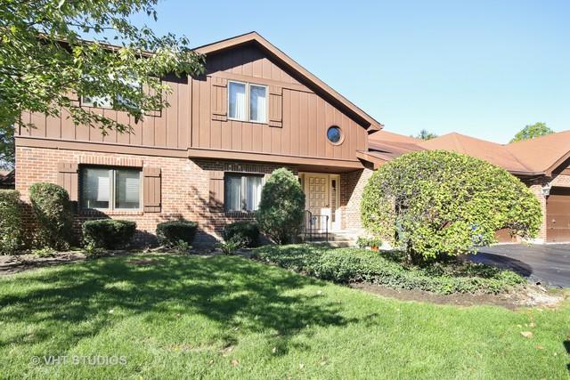 11812 S Brookside Drive #202, Palos Park, IL 60464 (MLS #10107820) :: Domain Realty