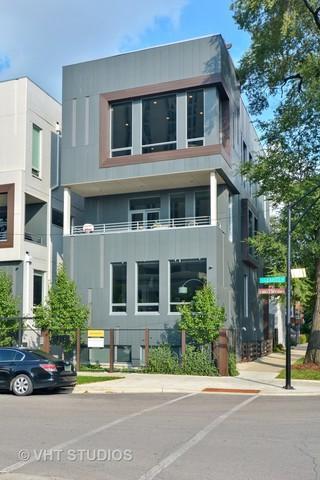1137 N Leavitt Street #3, Chicago, IL 60622 (MLS #10108466) :: Domain Realty