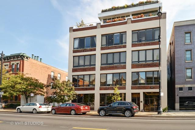 1855 N Halsted Street #1, Chicago, IL 60614 (MLS #10108940) :: Leigh Marcus   @properties