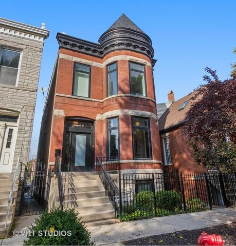 2226 W Homer Street, Chicago, IL 60647 (MLS #10109663) :: Leigh Marcus | @properties