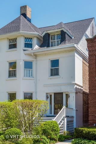 1235 Judson Avenue, Evanston, IL 60202 (MLS #10110857) :: Ryan Dallas Real Estate