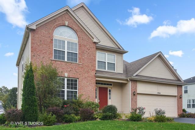1906 Applewood Drive, Wauconda, IL 60084 (MLS #10111369) :: Ani Real Estate