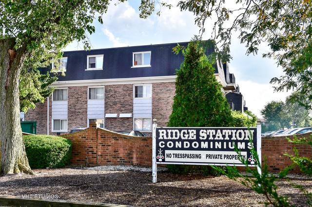 10330 Ridgeland Avenue #308, Chicago Ridge, IL 60415 (MLS #10112434) :: The Dena Furlow Team - Keller Williams Realty