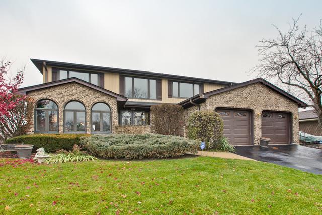 1228 E Carpenter Drive E, Palatine, IL 60074 (MLS #10112712) :: Berkshire Hathaway HomeServices Snyder Real Estate