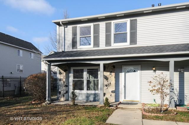 11R Fernwood Drive 11R, Bolingbrook, IL 60440 (MLS #10113646) :: Baz Realty Network | Keller Williams Preferred Realty