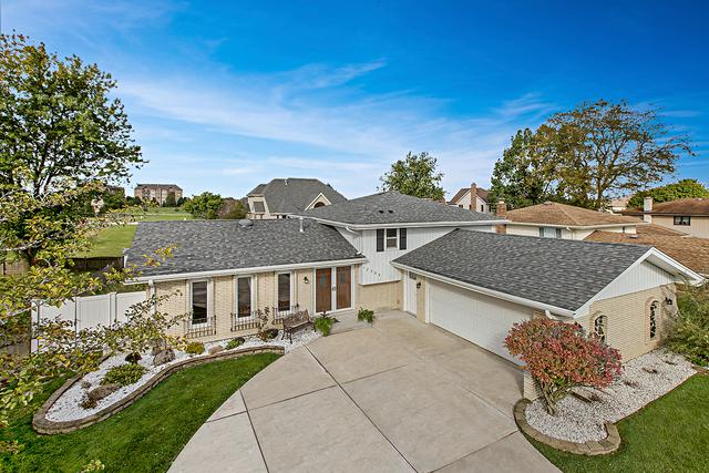 12334 Derby Lane, Orland Park, IL 60467 (MLS #10113940) :: The Wexler Group at Keller Williams Preferred Realty